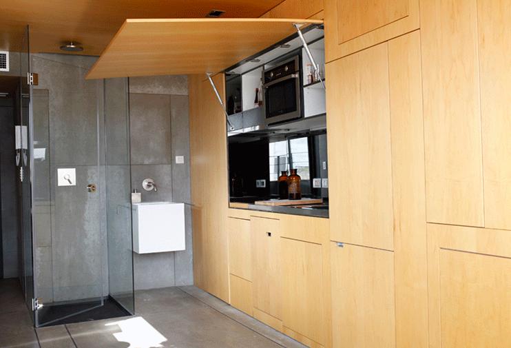 Dise o para espacios peque os consejos de decoraci n for Diseno decoracion espacios
